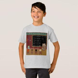 Camiseta Desejo do Natal da matemática