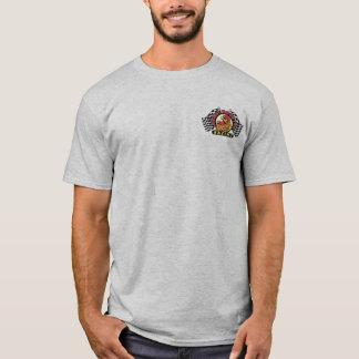 Camiseta Desempenho de Daniels - competência turbulento do
