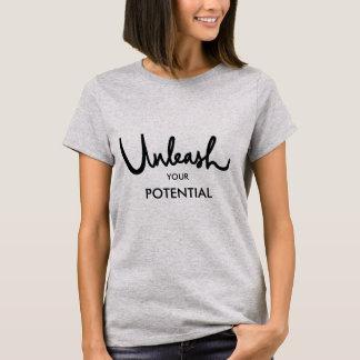 Camiseta Desencadeie seu potencial