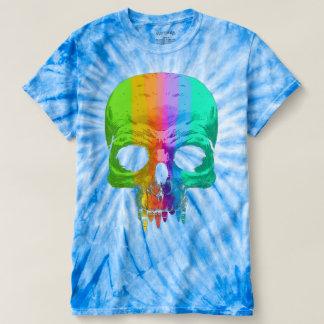 Camiseta Desenha o crânio
