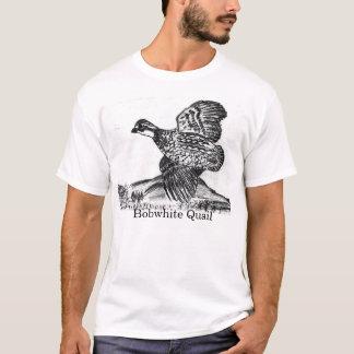Camiseta Desenho das codornizes no t-shirt