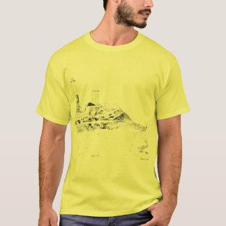 Camiseta Desenho de Montauk