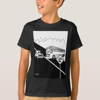 Camiseta Desenhos animados 3251 do ônibus