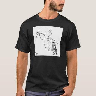 Camiseta Desenhos animados 3434 do banco de carro