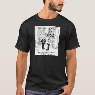 Camiseta Desenhos animados 4632 do empregado