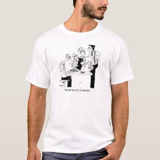 Camiseta Desenhos animados 6822 do computador