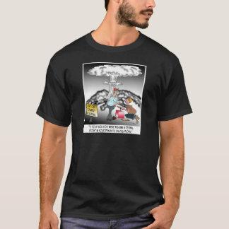 Camiseta Desenhos animados 7971 da explosão