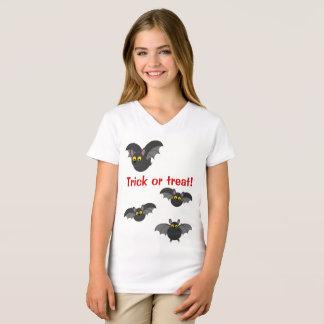 Camiseta Desenhos animados bonitos do divertimento de