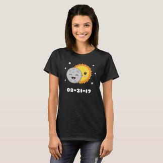 Camiseta Desenhos animados bonitos Kawaii do t-shirt do