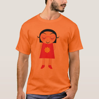 Camiseta Desenhos animados de Ann
