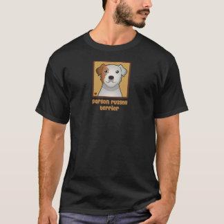 Camiseta Desenhos animados de Russell Terrier do Parson