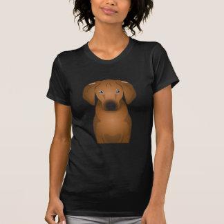 Camiseta Desenhos animados do Coonhound de Redbone