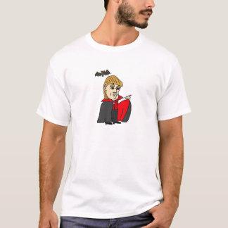 Camiseta Desenhos animados engraçados do trunfo de Trumpula