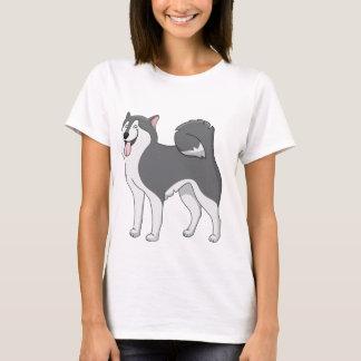 Camiseta desenhos animados roncos 2