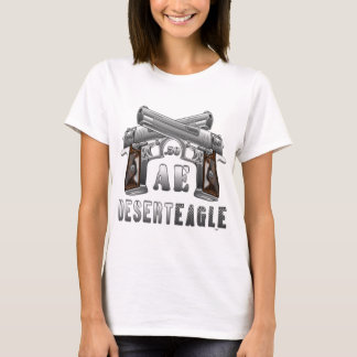 Camiseta Deserto Eagle .50 AE