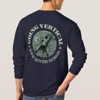 Camiseta Desfiladeiro novo do rio (vertical indo)
