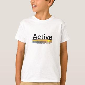 Camiseta Desgaste ativo