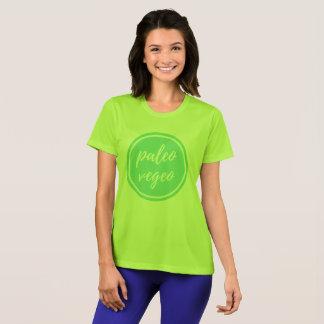 Camiseta Desgaste ativo de Paleo Vegeo
