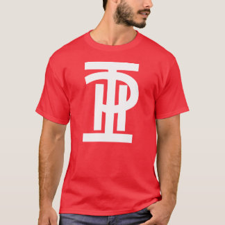 Camiseta Desgaste da roupa da PHI