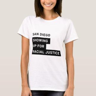 Camiseta Desgaste do logotipo de SURJ San Diego