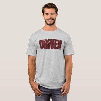 Camiseta Desgaste inspirador conduzido, para ser o melhor!