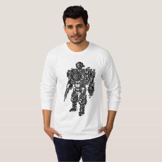 Camiseta Design 01 do robô