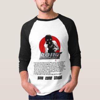 Camiseta Design 1 da garganta de PineCone