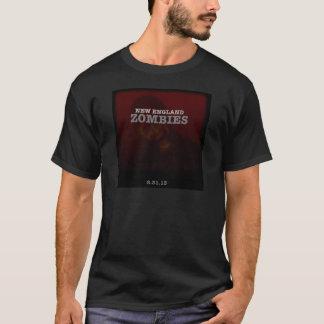 Camiseta Design 1 dos zombis de Nova Inglaterra