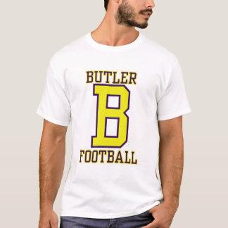 Camiseta Design #2 da programação do futebol do