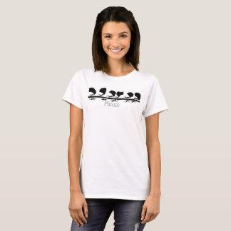 Camiseta Design 2 México das formigas de Leafcutter