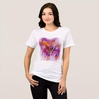 Camiseta Design abstrato