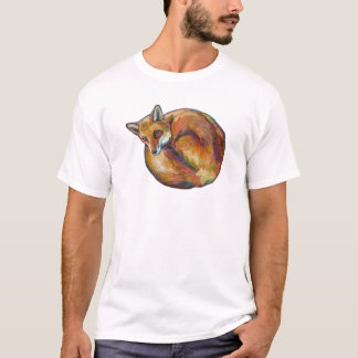 Camiseta Design acolhedor do Fox