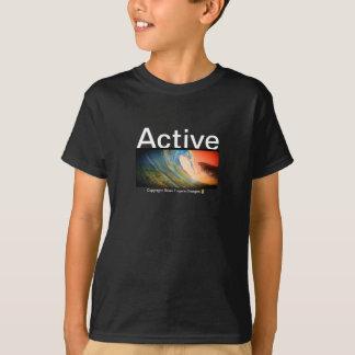 Camiseta Design ativo do desgaste perto: Brian Fugere