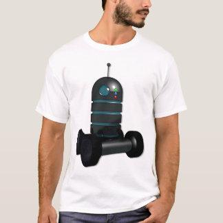 Camiseta design básico XBR-em linha 1