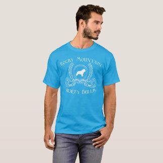 Camiseta Design branco do t-shirt dos touros de Shorty da