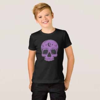 Camiseta Design clássico do crânio