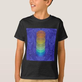 Camiseta Design cura de Chakra da ioga