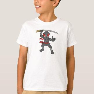 Camiseta Design customizável de Ninja
