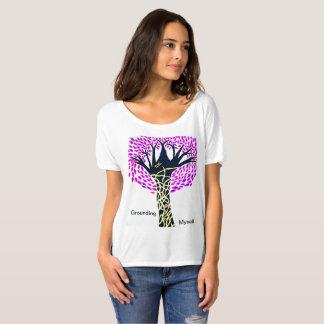 Camiseta Design da árvore da arte cura por Ashi Sharma