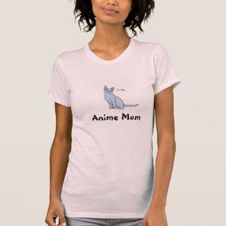 Camiseta Design da mamã do Anime