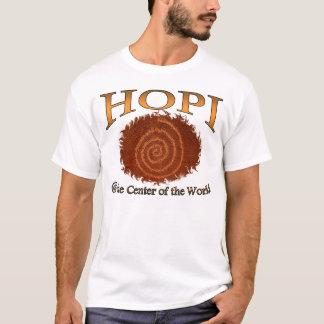 Camiseta Design da migração do Hopi
