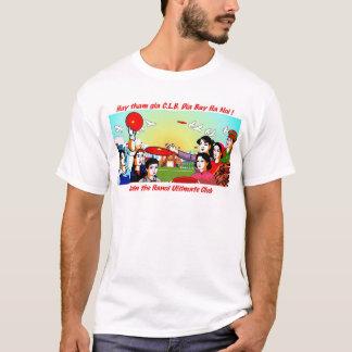 Camiseta Design da propaganda: Junte-se ao clube final de
