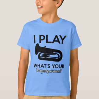 Camiseta design da tuba