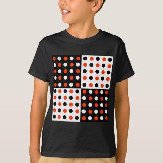 Camiseta design das bolinhas