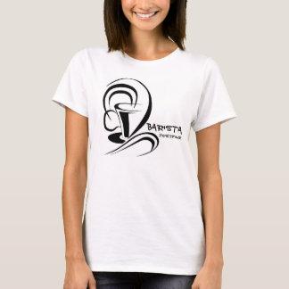 Camiseta Design de Barista