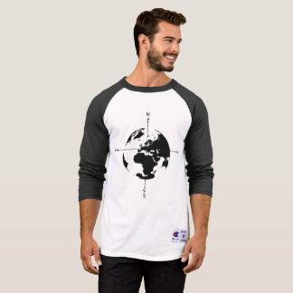 Camiseta Design de Globo