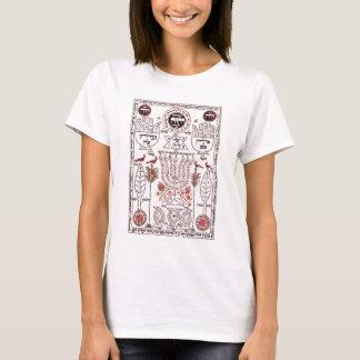 Camiseta Design de Kabbalah