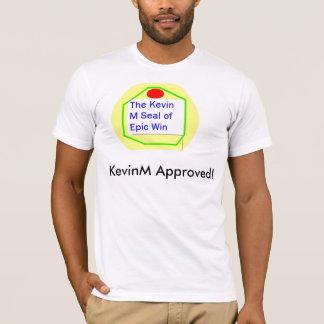 Camiseta Design de KevinM