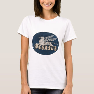 Camiseta Design de Pegasus do vintage