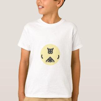 Camiseta Design de vista asiático